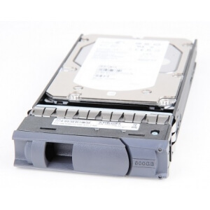 "hard Disk Server NetApp 600 GB 15K SAS 3.5"" - X412A-R5 Caddy Inclus"