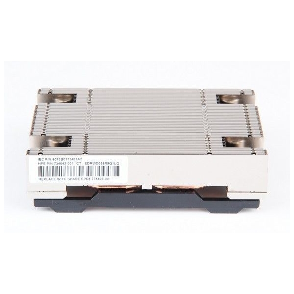 ProLiant DL360 Gen9 Performance Heatsink- 775403-001