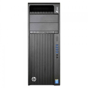 HP Z440, 1 x Intel Quad Core Xeon E5-1603 v3 2.8 GHz, 16 GB DDR4, 256 SSD, nVidia Quadro K4000 3GB GDDR5, DVDRW, Win 10 Pro