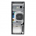 HP Z440, 1 x Intel Quad Core Xeon E5-1603 v3 2.8 GHz, 16 GB DDR4, 256 SSD, nVidia Quadro K4000 3GB GDDR5, DVDRW, Win 10 Pro - 3