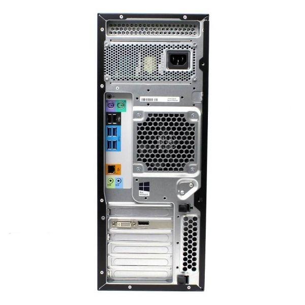 HP Z440, 1 x Intel Ten Core Xeon E5-4627 v3 2.6GHz, 32 GB DDR4, 500 SSD, nVidia Quadro M4000 8GB GDDR5, DVDRW, Win 10 Pro - 3 -