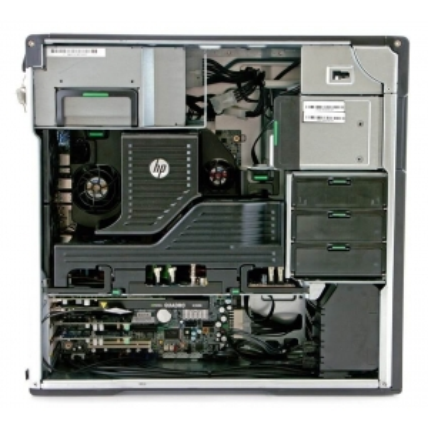 HP Z640, 2 x Intel Octa Core Xeon E5-2620 v4 2.1GHz, 32 GB DDR4, 500 SSD, nVidia Quadro K2200 4GB GDDR5, DVDRW, Win 10 Pro - 2 -