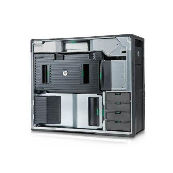 HP Z820, 2 x Intel Ten Core Xeon E5-2660 v2 2.2GHz, 64 GB DDR4, 256 SSD, nVidia Quadro M2000 4GB GDDR5, DVDRW, Win 10 Pro - 2 -