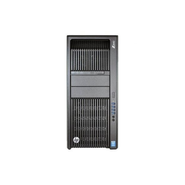 HP Z840, 2 x Intel Octa Core Xeon E5-2609 v4 1,7 GHz, 16 GB DDR4, 256 SSD, nVidia Quadro M2000 4GB GDDR5, DVDRW, Win 10 Pro