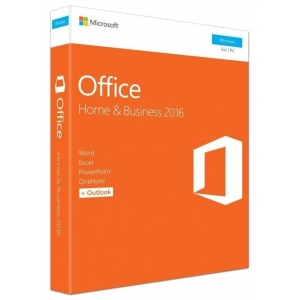 Office Home and Business 2016 32-bit/x64 English Retail