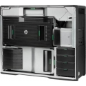 HP Z840, 2 x Intel Octa Core Xeon E5-2640 v3 2.6 GHz, 32 GB DDR4, 256 SSD, nVidia Quadro M4000 8GB GDDR5, DVDRW, Win 10 Pro