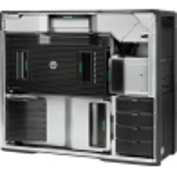 HP Z840, 2 x Intel Octa Core Xeon E5-2640 v3 2.6 GHz, 32 GB DDR4, 256 SSD, nVidia Quadro M4000 8GB GDDR5, DVDRW, Win 10 Pro - 2