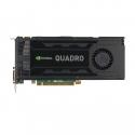 NVIDIA Quadro K4000, 3 GB, GDDR5, 768 Cores - 2 - Workstation - 1 544,62 lei