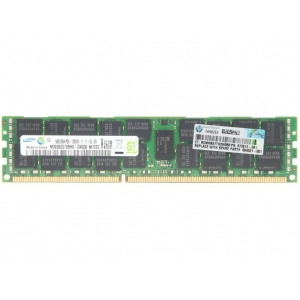HP 16GB (1x16GB) Dual Rank x4 PC3-12800R (DDR3-1600) Registered CAS-11- 672612-081, 684031-001