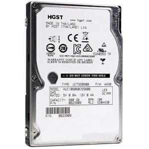 "Hard disk server Hitachi Ultrastar C10K600 HUC106060CSS600 600 GB, 10K, 2.5"""