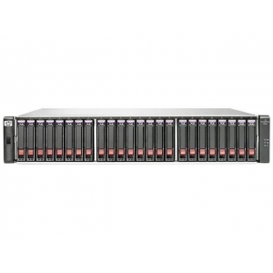 "HP StorgeWorks P2000 G3 SAS 19"" 24x SFF DAS"
