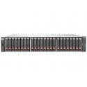 "HP StorgeWorks P2000 G3 SAS 19"" 24x SFF"
