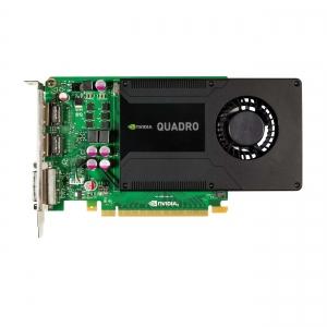 NVIDIA Quadro K2000, 2 GB, GDDR5, 384 CUDA - 2 - Placa Grafica Workstation - 386,75lei