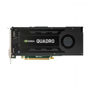 NVIDIA Quadro K4200, 4GB, GDDR5, 1344 cores - 2 - Placa Grafica Workstation - 1.100,99lei