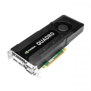 NVIDIA Quadro K5000, 4 GB, GDDR5, 1536 Cores