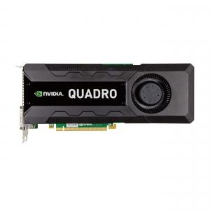 NVIDIA Quadro K5000, 4 GB, GDDR5, 1536 Cores - 2 - Placa Grafica Workstation - 1.428,00lei