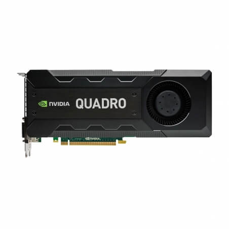 NVIDIA Quadro K5200, 8GB, GDDR5, 2304 Cores - 2 - Workstation Graphic Adapter - 1.999,20 lei