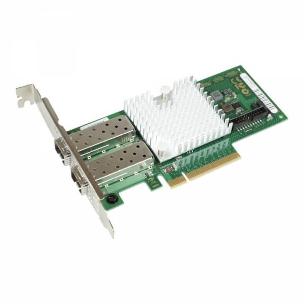 Placa retea Fujitsu D2755 2 port 10Gbit (Intel X520-DA2) - 1 - Placa Retea Server - 446,25 lei