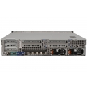 Dell PowerEdge R720 8 x LFF, 2 x Octa Core Xeon E5-2650 2.0GHz, 32 Gb DDR3, Perc H710 Mini, iDrac7 Exp, 2 x 750W, 2 Ani garantie