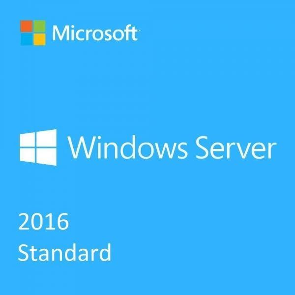 Windows Server 2016 Standard - 1 - Software - 4.380,39lei