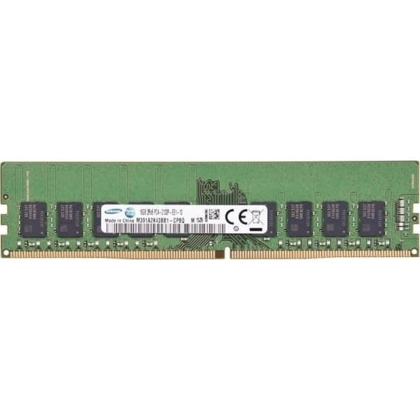 Memorie Server 16GB DDR4 2666 2Rx4 RDIMM ECC Registered CL19 Samsung M393A2K43BB1-CTD - 1 - Componente server  - 803 Lei