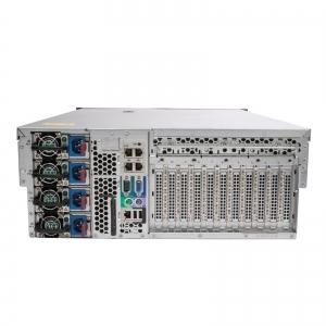 HP Proliant DL580 G9, 5 x SFF, 4 x Intel 18 Core Xeon E7-8880 V3 2.3 GHz, 128 Gb DDR4, P440ar, 4 x 1200W - 4 - Server Refurbishe