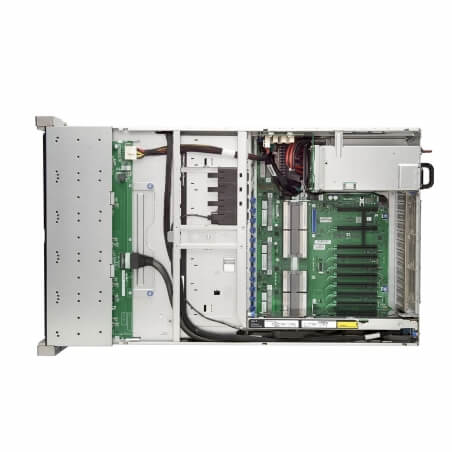 HP Proliant DL580 G9, 5 x SFF, 4 x Intel 18 Core Xeon E7-8880 V3 2.3 GHz, 128 Gb DDR4, P440ar, 4 x 1200W - 3 - Server Refurbishe