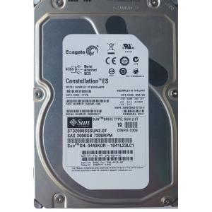 "Hard Disk Server Seagate Constelation ST32000444SS 2TB 7200 rpm SAS 3.5"" LFF"