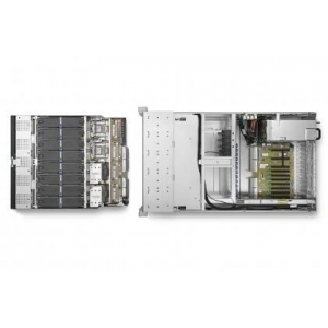 HP ProLiant DL580 G8, 4 x 15 Core Xeon E7-4880v2 2,5GHz, 256 GB DDR3, 5 SFF, SmartArray P830i 2GB FBWC, 4 x 1200W - 3 - Server R