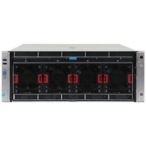 HP ProLiant DL580 G8, 4 x 15 Core Xeon E7-4880v2 2,5GHz, 256 GB DDR3, 5 SFF, SmartArray P830i 2GB FBWC, 4 x 1200W - 1 - Server R