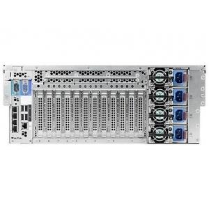 HP ProLiant DL580 G8, 4 x 15 Core Xeon E7-4880v2 2,5GHz, 512 GB DDR3, 5 SFF, SmartArray P830i 2GB FBWC, 4 x 1200W - 4 - Server R