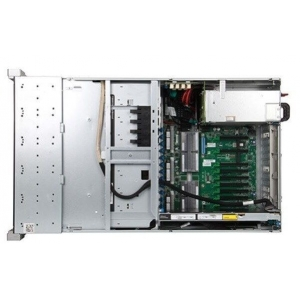 HP ProLiant DL580 G8, 4 x 15 Core Xeon E7-4880v2 2,5GHz, 512 GB DDR3, 5 SFF, SmartArray P830i 2GB FBWC, 4 x 1200W - 2 - Server R