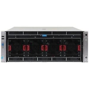 HP ProLiant DL580 G8, 4 x 15 Core Xeon E7-4880v2 2,5GHz, 512 GB DDR3, 5 SFF, SmartArray P830i 2GB FBWC, 4 x 1200W - 1 - Refurbis