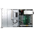 HP ProLiant DL580 G8, 4 x 15 Core Xeon E7-4880v2 2,5GHz, 128 GB DDR3, 10 SFF, SmartArray P830i 2GB FBWC, 4 x 1200W - 2 - Server