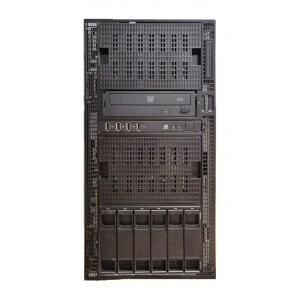 HP ProLiant ML350p G8, 1 x Intel Hexa Core Xeon E5-2680 v1, 2.7 GHz, 32GB RAM, 6LFF, P420i 1GB FBWC, 2 x 460W, 2 ani garantie