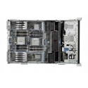 HP ProLiant ML350p G8, 1 x Intel Hexa Core Xeon E5-2680 v1, 2.7 GHz, 32GB RAM, 6LFF, P420i 1GB FBWC, 2 x 460W, 2 ani garantie -