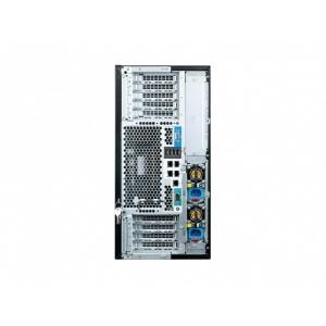 HP ProLiant ML350p G8, 1 x Intel Hexa Core Xeon E5-2680 v2, 2.8 GHz, 64GB RAM, 6LFF, P420i 1GB FBWC, 2 x 460W, 2 ani garantie -