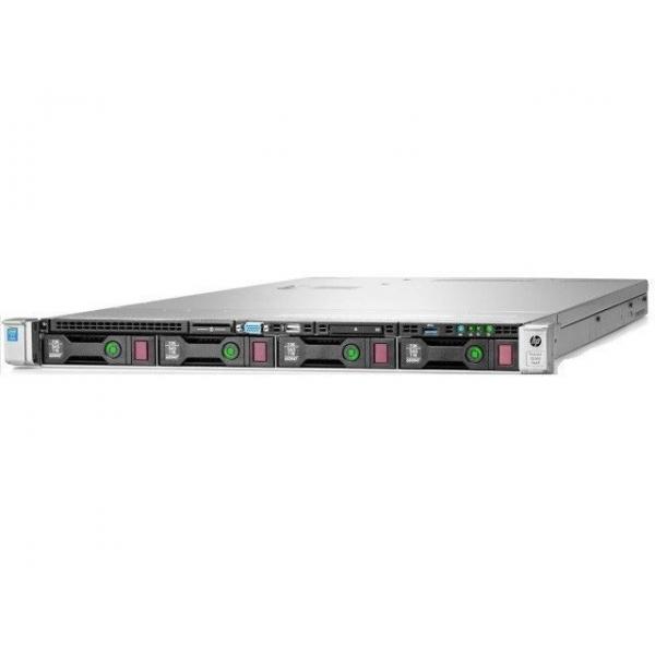 HP ProLiant DL360 G9, 4 LFF, 2 x Octa Core Xeon E5-2640 v3 2.6 GHz, 32 GB DDR4 RAM, SmartArray P440ar, 2 x 500W, 2 Ani Garantie