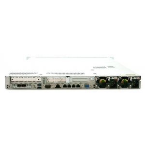HP ProLiant DL360 G9, 4 LFF, 2 x Octa Core Xeon E5-2630L v3 1.8 GHz, 32 GB DDR3 RAM, SmartArray P440ar, 2 x 500W, 2 Ani Garantie