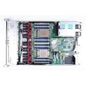 HP ProLiant DL360 G9, 4 LFF, 2 x Octa Core Xeon E5-2667 v3 3.2 GHz, 32 GB DDR3 RAM, SmartArray P440ar, 2 x 500W, 2 Ani Garantie