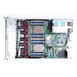 HP ProLiant DL360 G9, 4 LFF, 2 x Octa 12 Xeon E5-2680 v3 2.5 GHz, 32 GB DDR4 RAM, SmartArray P440ar, 2 x 500W, 2 Ani Garantie -