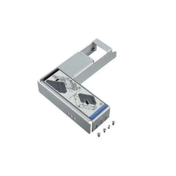 "2.5"" Drive Adapter for Dell F238F, F9541, KG1CH 3.5"" Hard Drive Caddy - 1 - Caddy Hard Disk - 57,83 lei"