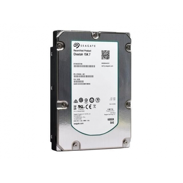 Hard disk Server Seagate Cheetah 3.5 600GB 15000rpm 16MB SAS ST3600057SS - 1 - Hard Disk Server - 495,04 lei