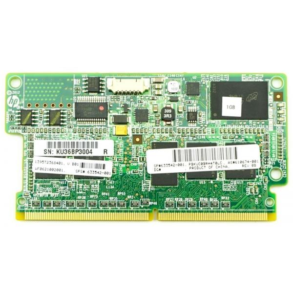 1GB pentru HP Smart Array P420 P430 P822 P830 P421 FBWC 610674-001 633542-001 - 1 - Raid Controller - 142,80lei