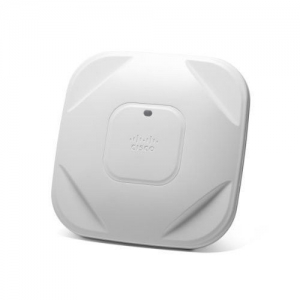 Cisco Aironet CAP1602i Dual-band Controller-based Wireless Access Point, 802.11a/g/n, Inernal Antenna - AIR-CAP1602I-E-K9 - 1 -