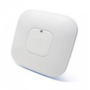 Cisco Aironet CAP3502i Dual-band Controller-based Wireless Access Point, 802.11a/g/n, Inernal Antenna - AIR-CAP3502I-E-K9 - 1 -