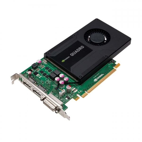 Placa Grafica NVIDIA Quadro K2200, 4 GB, GDDR5 - 1 - Workstation Graphic Adapter - 708,05 lei