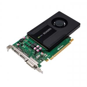 Placa Grafica NVIDIA Quadro K2200, 4 GB, GDDR5 - 1 - Workstation Graphic Adapter - 708,05lei