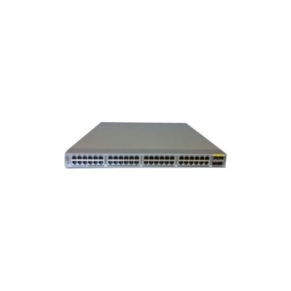 Switch Cisco Nexus 3048 Reversed Airflow LAN Enterprise Lic, 48 x 10/100/1000 + 4 x SFP+, Management Layer 3 - N3K-C3048-BA-L3 -