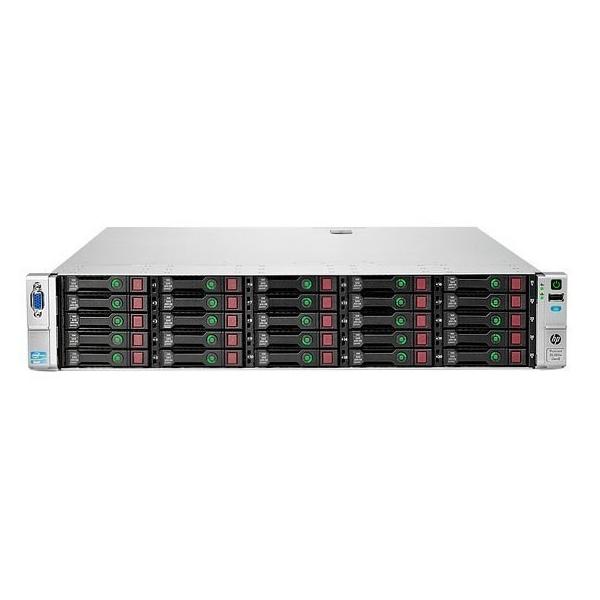 "Configurator HP Proliant DL380p G8, 25 SFF (2.5"") - 1 - Configurator Server - 1.309,00lei"